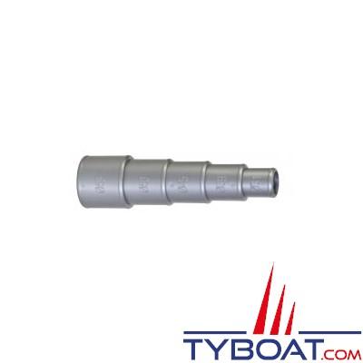 Connecteur universel pour eau froide Ø 13-16-19-22-25-28,5-32-38mm