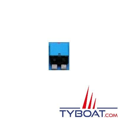 Disjoncteur thermique type 227 unipolaire réarmable 12/24V bleu 15A - par 10