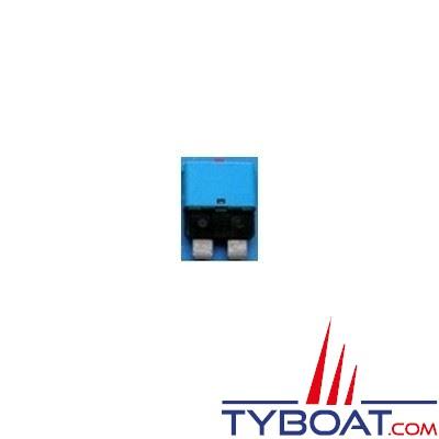 Disjoncteur thermique type 227 unipolaire réarmable 12/24V bleu 15A