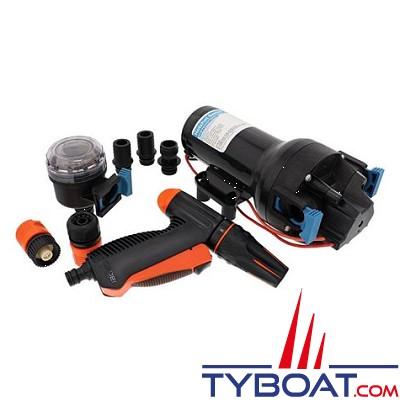 Jabsco - Pompe de lavage HotShot HD6  23 Litres/min - 4,8 bar - 12 Volts - P601J-219N-3A