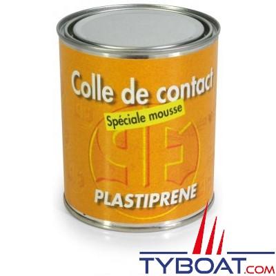PLASTIPRENE - Colle de contact - Spéciale mousse - 750 mL