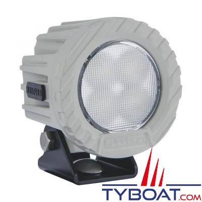 BullPro - Projecteur de recherche à Led - 2700 Lumens - 40 Watts - 9 à 48 Volts - Faisceau 30° - IP67