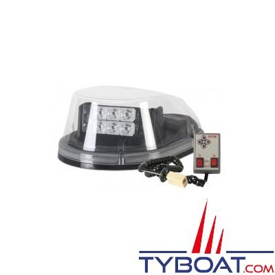 Projecteur motorisé INTAV Omnilux BL6 - LED - 12V
