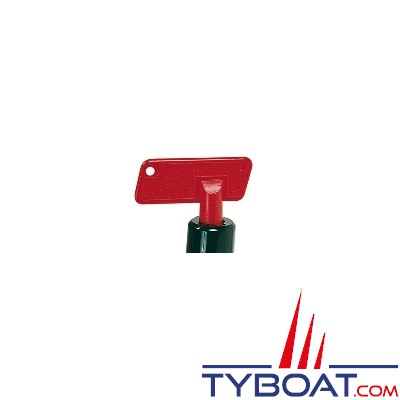 QUICK - Clé de rechange pour coupe-batterie (notre ref SB333) à clé amovible