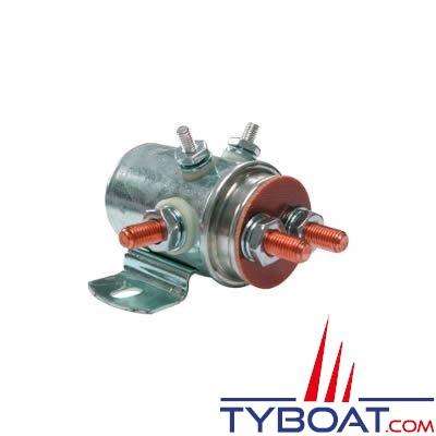 Relais de puissance 24V 100A inverseur simple
