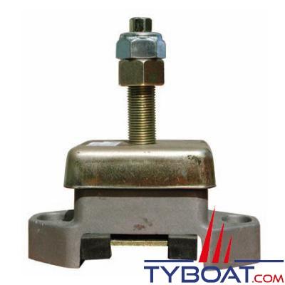 Support moteur à charge latérale avec protection 54/186kg tige 5/8