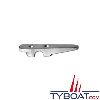 Taquet coinceur aluminium anodisé longueur 150 mm
