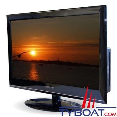Téléviseur LED - 12/24 Volts - 56 cm (22