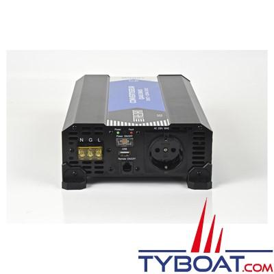 Tredan - Convertisseur de tension - 12/230 volts -  1000 watts