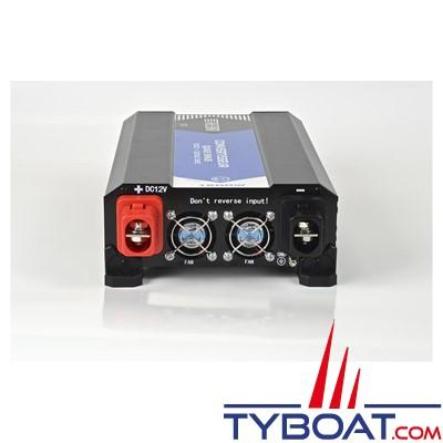 Tredan - Convertisseur de tension - 12/230 volts -  1500 watts