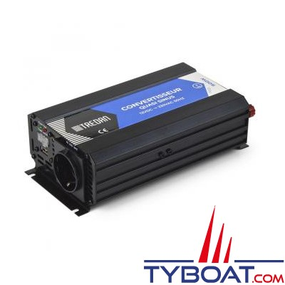 Tredan - Convertisseur de tension - 12/230 volts -  500 watts