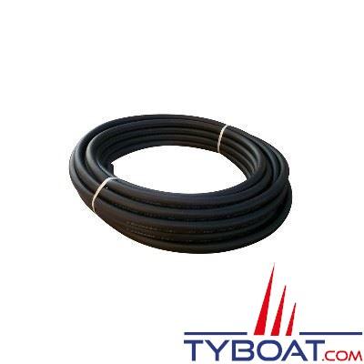Tuyau eau chaude EPDM 19x27 - 10 mètres