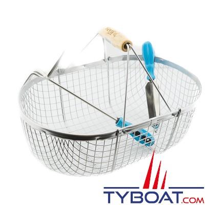 KERFIL - Ensemble de 3 outils pour la pêche à pied