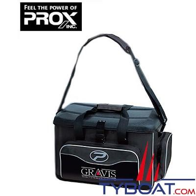 KERFIL - Sac BAKKAN pour transports des leurres - Isobag PROX GRAVIS - 52 centimètres