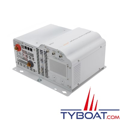 Kisae Abso IC-1230150i - Combiné Chargeur convertisseur - Pur Sinus - 12V/230V - 3000W