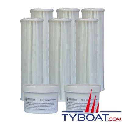 Kit croisière SPECTRA KIT-BCK-A pour dessalinisateur