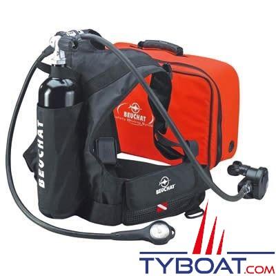 Kit de respiration sous-marine d'urgence Beuchat