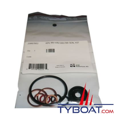 Kit joints pour pompe hydraulique réversible SIMRAD RPU80/100/150/160/200