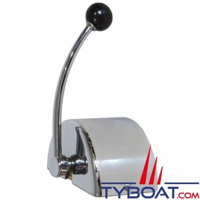Kobelt - Boitier de commande pupitre encastré bi-fonction gaz/inverseur - 2046-KU