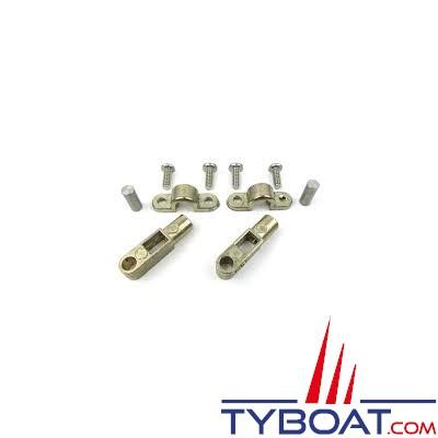 Kobelt - Kit montage embrayage  pour câble 33C boitier 2047
