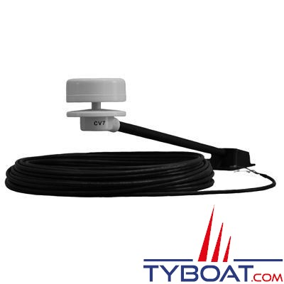 LCJ Capteurs - Girouette anémomètre à ultrasons CV7 WindyPlug - 12 Volts NMEA2000