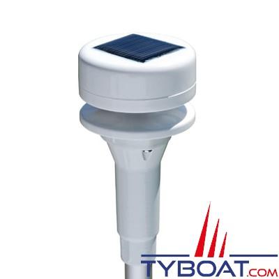 LCJ-Capteurs - Girouette anémomètre à ultrasons CV7SF2 sans fil (solaire) - 12 Volts NMEA0183