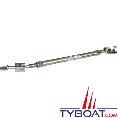 LECOMBLE & SCHMITT 2202103 - Barre de liaison Hors-bord 350 PRO - Entraxe moteur 580-810mm -
