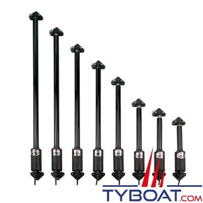 Lenco marine - Vérin de capot éléctrique - 12 v - Course 20,32 cm