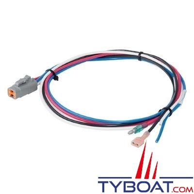 Lenco - Câble d'interface moteur J1939 pour système Auto-Glide - longueur 7 mètres