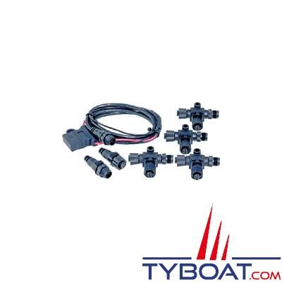 Lenco - Kit de création réseau NMEA2000 pour système Auto-Glide