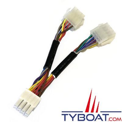 Lewmar - Câble de commande en Y GEN2 pour propulseurs