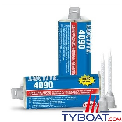 Loctite - Adhésif 4090 CR 50G 50ml