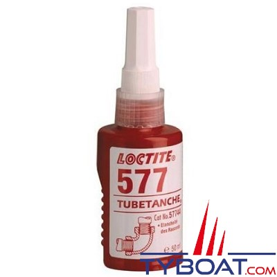 Loctite - Etanchéité filetage 577 50ml