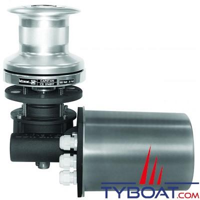 LOFRANS - Cabestan T1500 Aluminium  - 24 Volts 1500 Watts