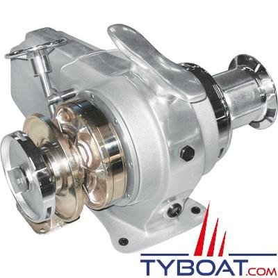 Lofrans - Guindeau horizontal FALKON - 12 Volts 1700 Watts - Barbotin pour chaine Ø 10mm ISO 4565