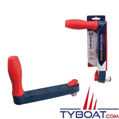 Lofrans - Poignée de winch flottante Lofrans avec verrouillage - 205mm