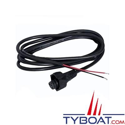 LOWRANCE - Câble d'alimentation PC-24U Uniplug pour ELITE-5M