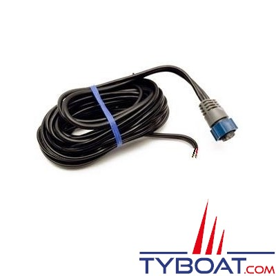 Lowrance Câble D/'alimentation pc-30 rs422 pour HDS et Elite-IDH bas série 1,2 m