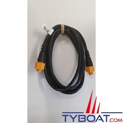 LOWRANCE câble éthernet works - 1,80 mètre
