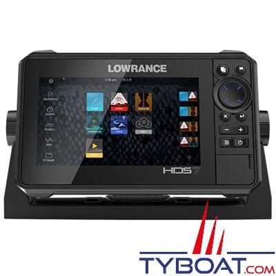 LOWRANCE - HDS-7 LIVE: Combiné Tactile 7