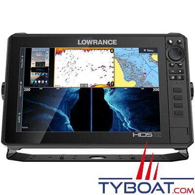 LOWRANCE - HDS LIVE 12 avec sonde Active Imaging 3 en 1