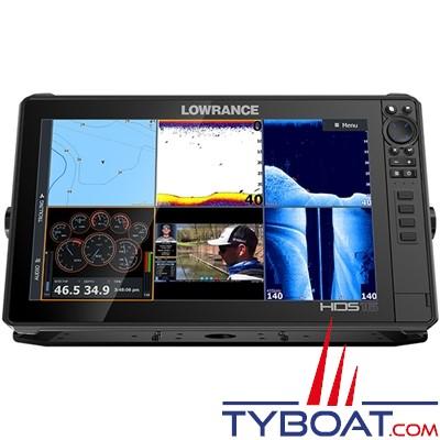 LOWRANCE - HDS LIVE 16 avec sonde Active Imaging 3 en 1