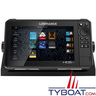 LOWRANCE - HDS LIVE 9 avec sonde Active Imaging 3 en 1