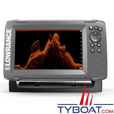LOWRANCE - HOOK²-7x : Sondeur GPS Couleur 7