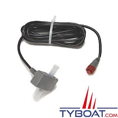 LOWRANCE NETWORK NMEA2000 capteur de débit de carburant EP-60R