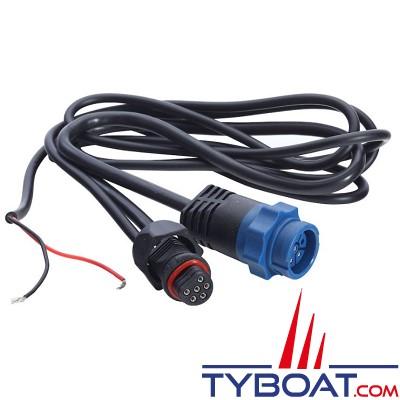 Câble adaptateur TA-BL2U - Pour sonde connecteur bleu sur appareil UNIPLUG