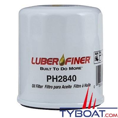 LUBER-FINER Filtre à huile PH2840 pour Volvo penta Diesel.