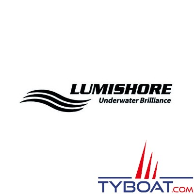 LUMISHORE - Câble d'extension 5 mètres pour Caméra sous-marine LUMICAM TiX402
