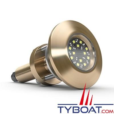 LUMISHORE - Projecteur sous-marin - Supra Series - DUAL COLOR - THX403 MASTER - 36 Leds - BLANC et BLEU