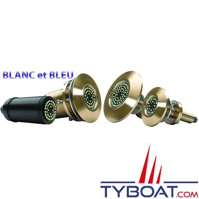 LUMISHORE - Projecteur sous-marin - Supra Series - DUAL COLOR - TiX402 MASTER - 36 Leds - BLANC et BLEU
